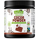 Everland Organic Cocoa Powder, 250gm