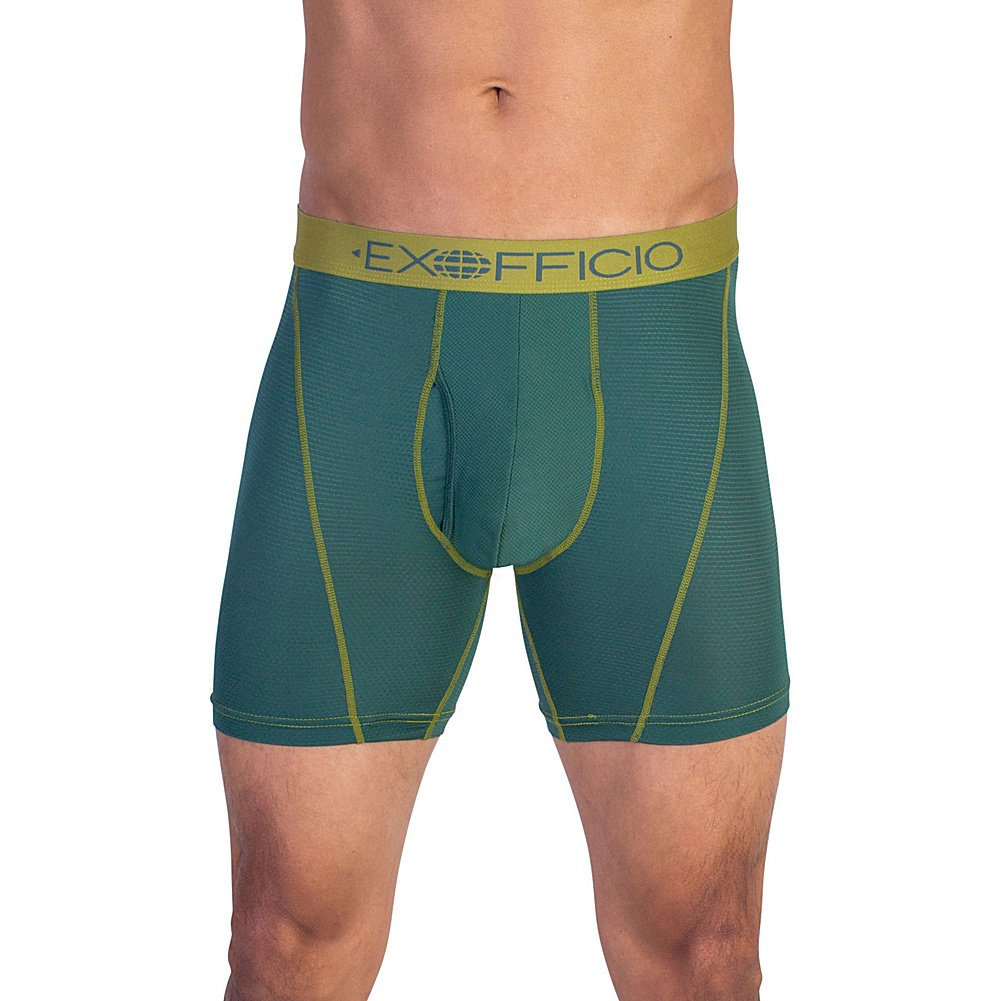 ExOfficio Give-N-Go Sport Mesh 6in Boxer Brief