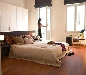 Eligna Oak Merbau Quick-Step Laminate Flooring (EL996)