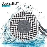 Best soundbot Home Bluetooth Speakers - SoundBot SB510FM FM RADIO Water Resistant Bluetooth Wireless Review
