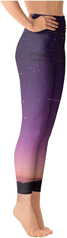 Womens Yoga Pants I Love NY New York NYC Light Long Yoga Pants Yoga Leggings with Pockets