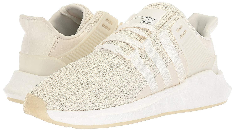 Off-blanc-blanc 42 EU Adidas EquipHommest Support Adv, paniers Basses Femme