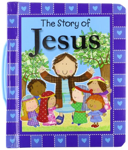 Bible Stories Board (The Story of Jesus)