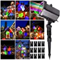 FengNiao Rotating Christmas Light Projection
