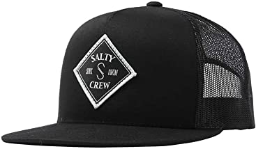 new concept 2032b 82642 ... where can i buy salty crew mens tippet trucker hat grass blades one  size 421d2 9e0e8