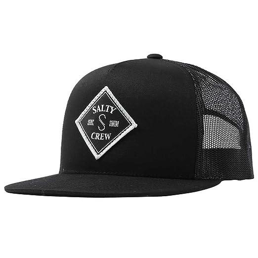 25cb4fcd131 Amazon.com  Salty Crew Men s Tippet Trucker Hat