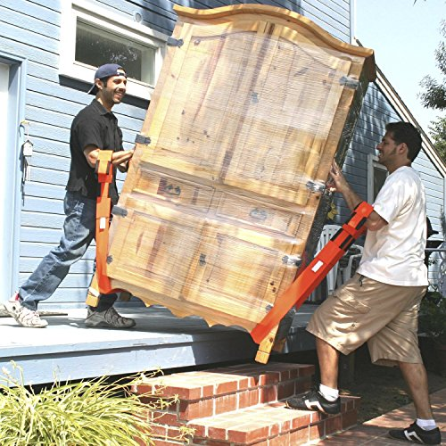 Forearm Forklift Lifting And Moving Straps For Furniture