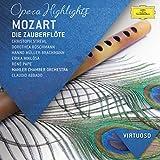 """Music : VIRTUOSO: Mozart: Die Zauberfl""""te - Highlights"""