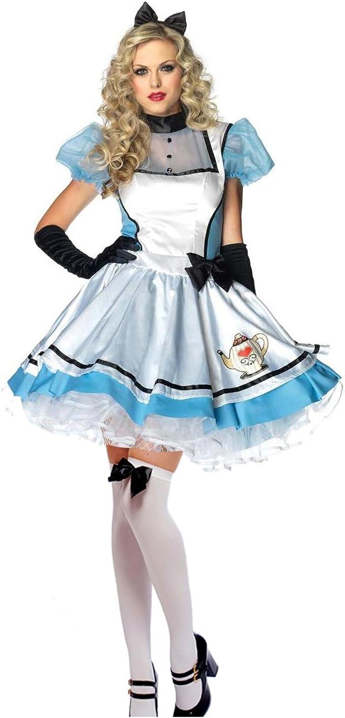 Forever Young - Disfraz de Alicia en el País de las Maravillas ...
