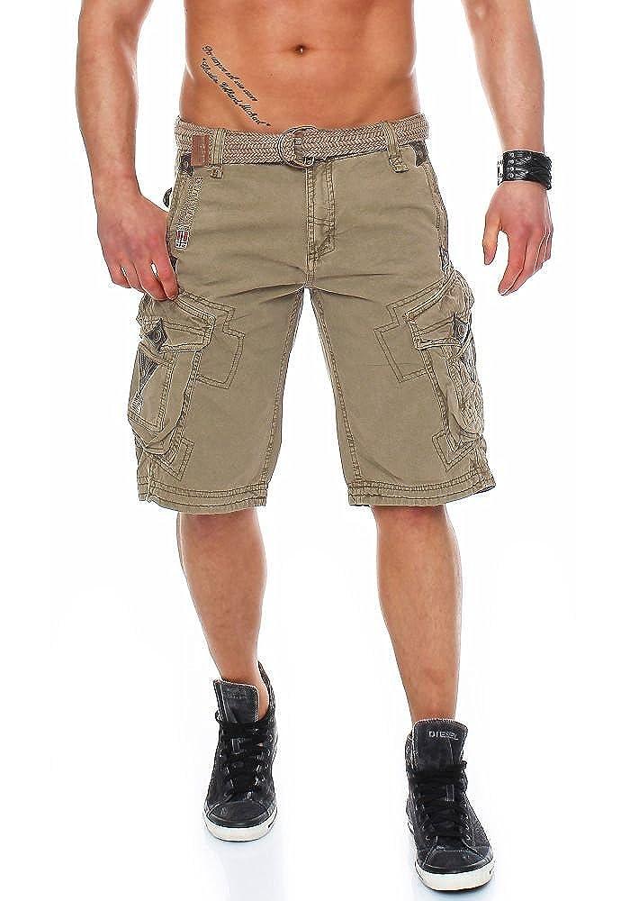 TALLA M. Geographical Norway - Pantalón Corto - para Hombre