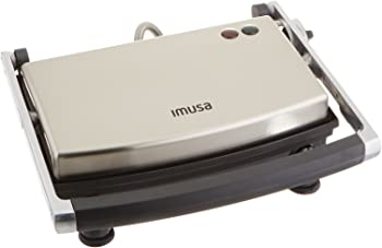 Imusa Electric Stainless Steel Sandwich Maker