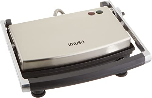 IMUSA-USA-GAU-80103-Electric-Stainless-Steel-Panini-Maker