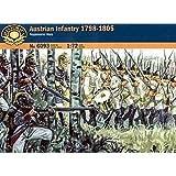 Italeri - I6093 - Maquette - Figurine - Infanterie Autrichienne 1798-1805 - Echelle 1:72