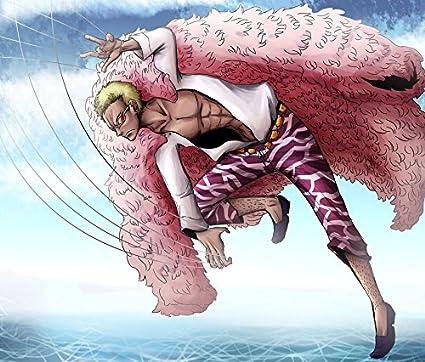 Amazoncom Xxw Artwork One Piece Donquixote Doflamingo