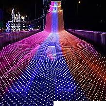NETLT net light,led net light,fairy series lights,christmas day /tree decoration,860light bead(include tail)-Colorful