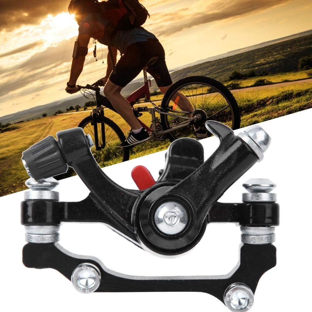 Keenso Fahrrad-Scheibenbremsen Mountainbike-Scheibenbremsen Fahrrad-Aluminiumlegierungsbremsen Universal-Scheibenbremsen vorne//hinten