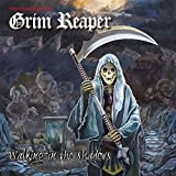 Grim Reaper: Walking In The Shadows (White/Red Vinyl) [Vinyl LP] (Vinyl)