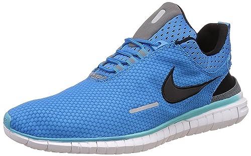 23ba43a9b161 Nike Men s Free Og Breeze Running Shoes - 6 UK Blue  Buy Online at ...