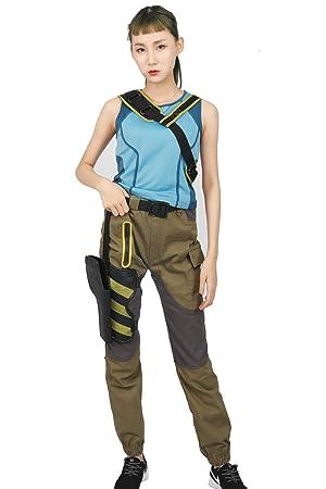 Mersky Film Kostüm Cosplay Suit Für Damen Shadow Of The Tomb Raider