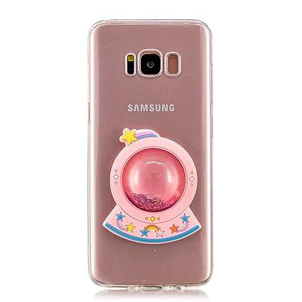 Samsung Galaxy S8 Carcasa Lindo 3D Creative Soft Touch Funda ...