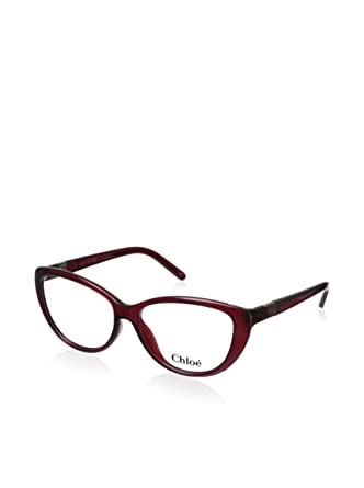 fba2d7c5eea Image Unavailable. Image not available for. Color  CHLOE Eyeglasses CE2601  ...