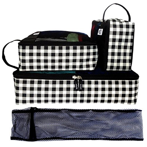 packing-cubes-premium-travel-luggage-organizer-set-3pc-in-mesh-bag-bw-checkered