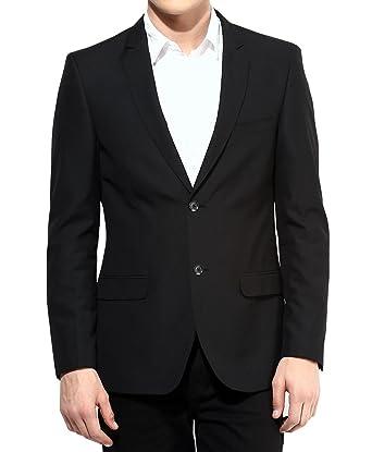 Amazon.com: Bagtesh Fashion MB101 - Chaqueta de solapa con ...