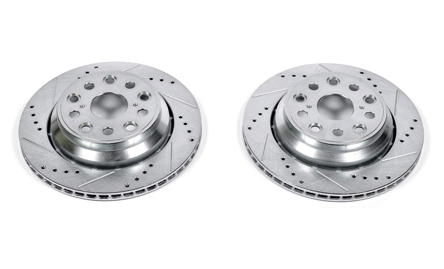 Power Stop JBR1350XPR Drilled and Slotted Rotor