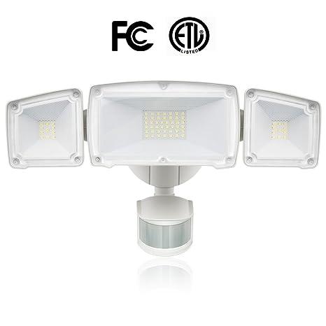 Amazon solla led security light 39w 200w equivalent outdoor solla led security light 39w 200w equivalent outdoor motion sensor light 3000lm aloadofball Choice Image