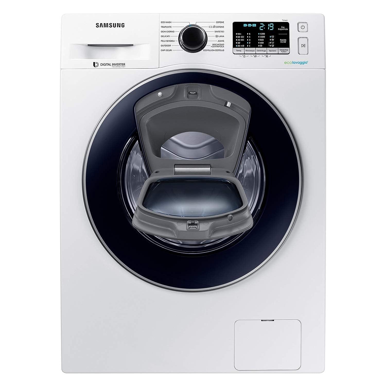 Samsung WW90K5210UW - Lavadora (Independiente, Carga frontal ...