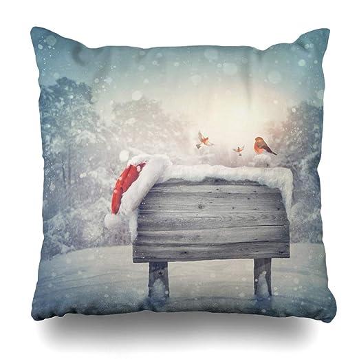 Ahawoso - Funda de almohada decorativa con diseño de piña ...