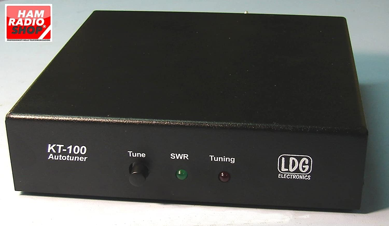 Ldg Kt 100 Kenwood Stimmgerät Dantenna Schalter Elektronik