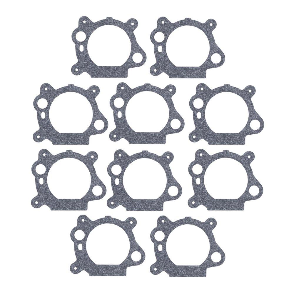 Panari (Pack of 10) 795629 Carburetor Gasket for Briggs and Stratton 272653 272653S
