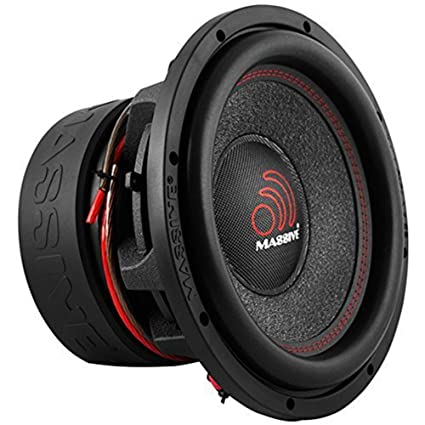 Amazon.com: Massive Audio HippoXL122-12 Inch Car Audio 4,000 Watt ...