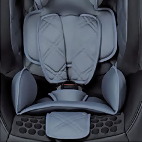Amazon.com : Foppa Pedretti Iso Dynamik Isofix Groupe 1-3 Grey : Baby