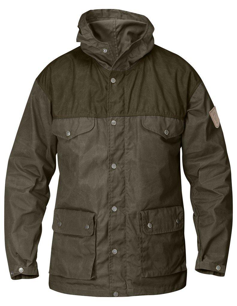 Fjällräven Greenland green/brown (Size: L) casual jacket