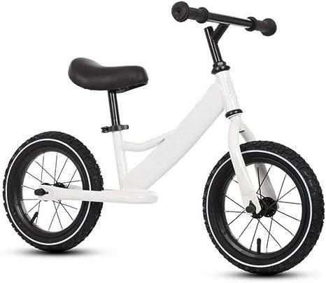 Bicicleta para niños bicicleta de dos ruedas sin pedal, sin ...