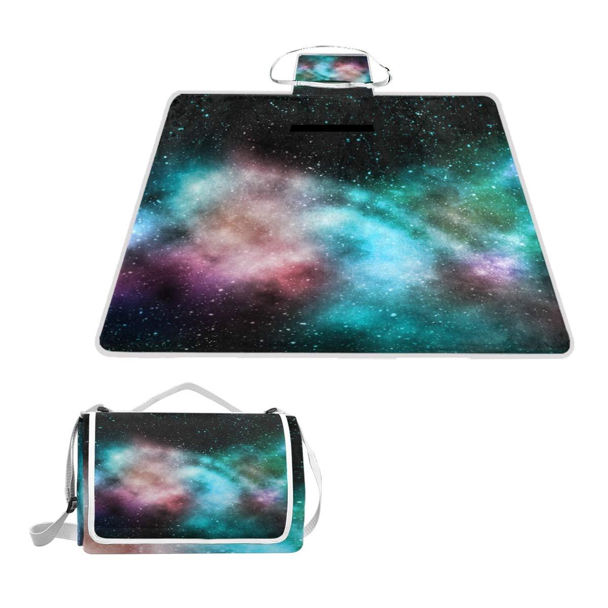 dbb6bb58f ... jeansame Galaxy Galaxy Galaxy Stars Planets Space - Manta de Picnic para  Acampada (150 x ...