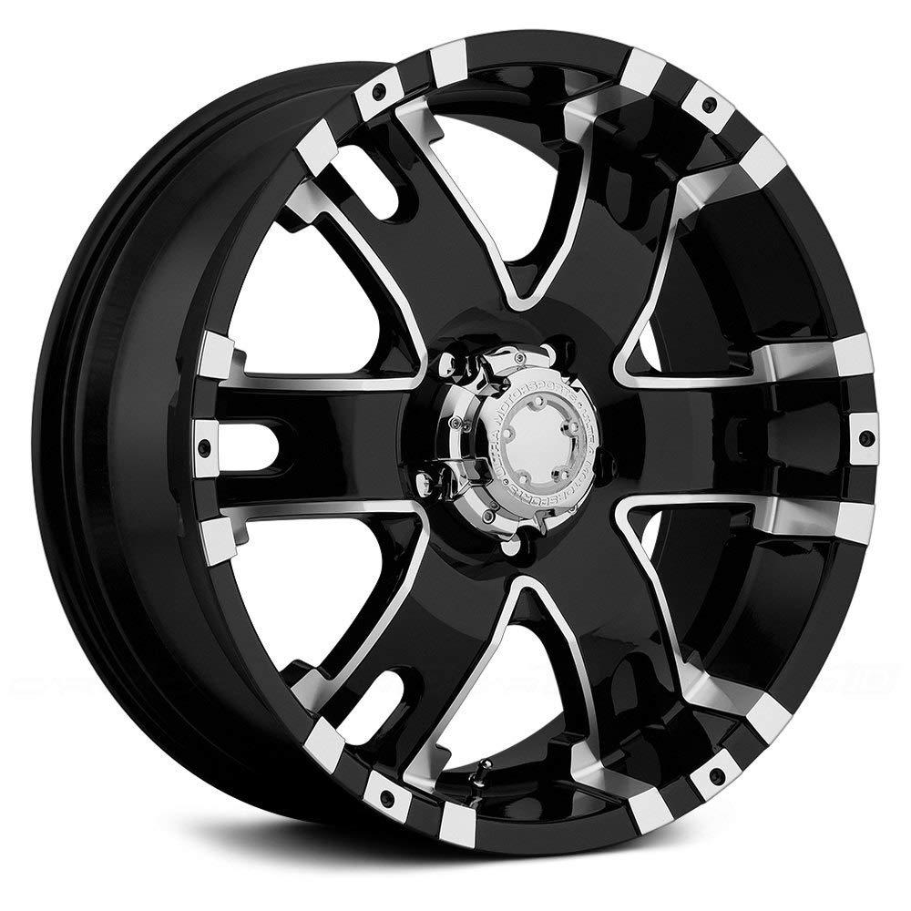 amazon ultra wheel 202b baron matte black wheel 18x9 6x5 5mm mm in Cm amazon ultra wheel 202b baron matte black wheel 18x9 6x5 5mm 12 mm offset automotive