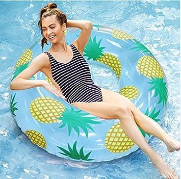 Amazon.com: Veslagy - Colchón flotador de piscina gigante ...