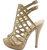 Delicious Women's Heel Sandal With Platform MVE Shoes