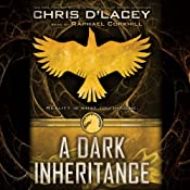 A Dark Inheritance: Unicorne Files, Book 1   Chris d'Lacey
