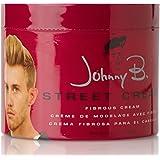 Johnny B- Street Cream- Fibrous Cream - 4.5oz