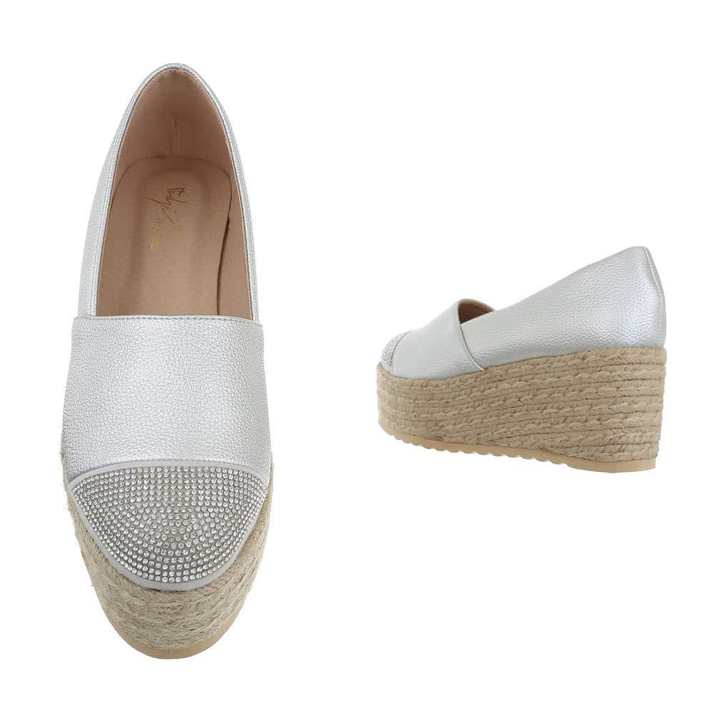 Zapatillas para mujer Ital-Design Espadrilles