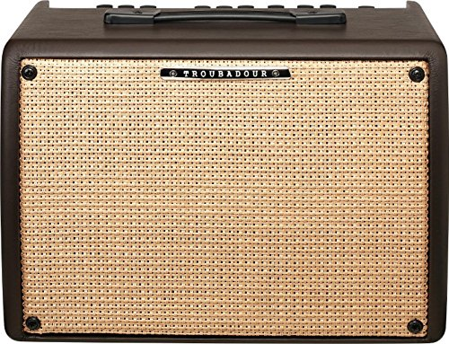 Combo 30 Watt Amplifier (Ibanez T30II Troubadour II Acoustic Guitar Combo Amplifier Brown - 30 Watt w/ Di)