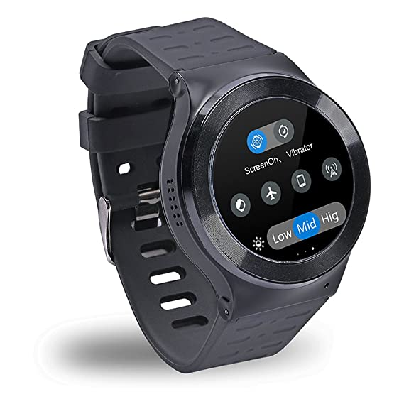 Reloj inteligente Bluetooth S99 – Reloj Teléfono Bluetooth SmartWatch – Pulsómetro con GPS WIFI