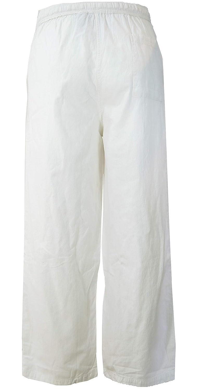 GURU-SHOP, Pantalones de Yoga, Pantalones Goa - Blanco ...