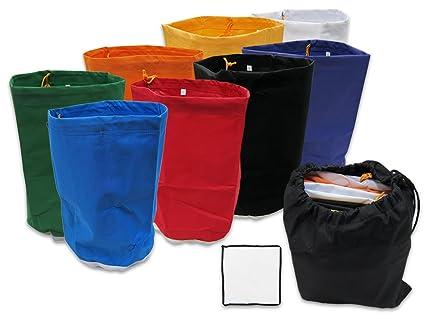 Amazon.com: De papel Lab 5 galones burbuja Extracción bolsas ...