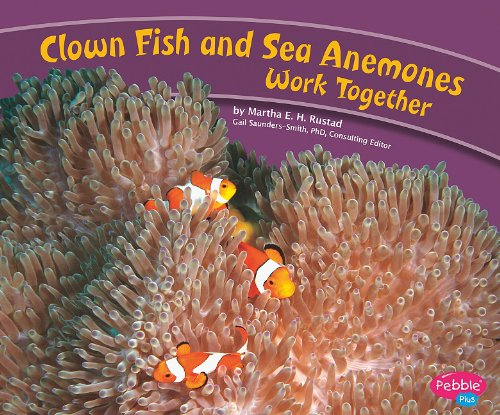 Download Clown Fish and Sea Anemones Work Together (Animals Working Together) pdf