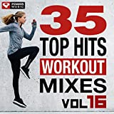 jogging mix - 35 Top Hits, Vol. 16 - Workout Mixes (Unmixed Workout Music Ideal for Gym, Jogging, Running, Cycling, Cardio and Fitness)